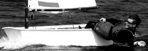 THAT is Opti sailing!